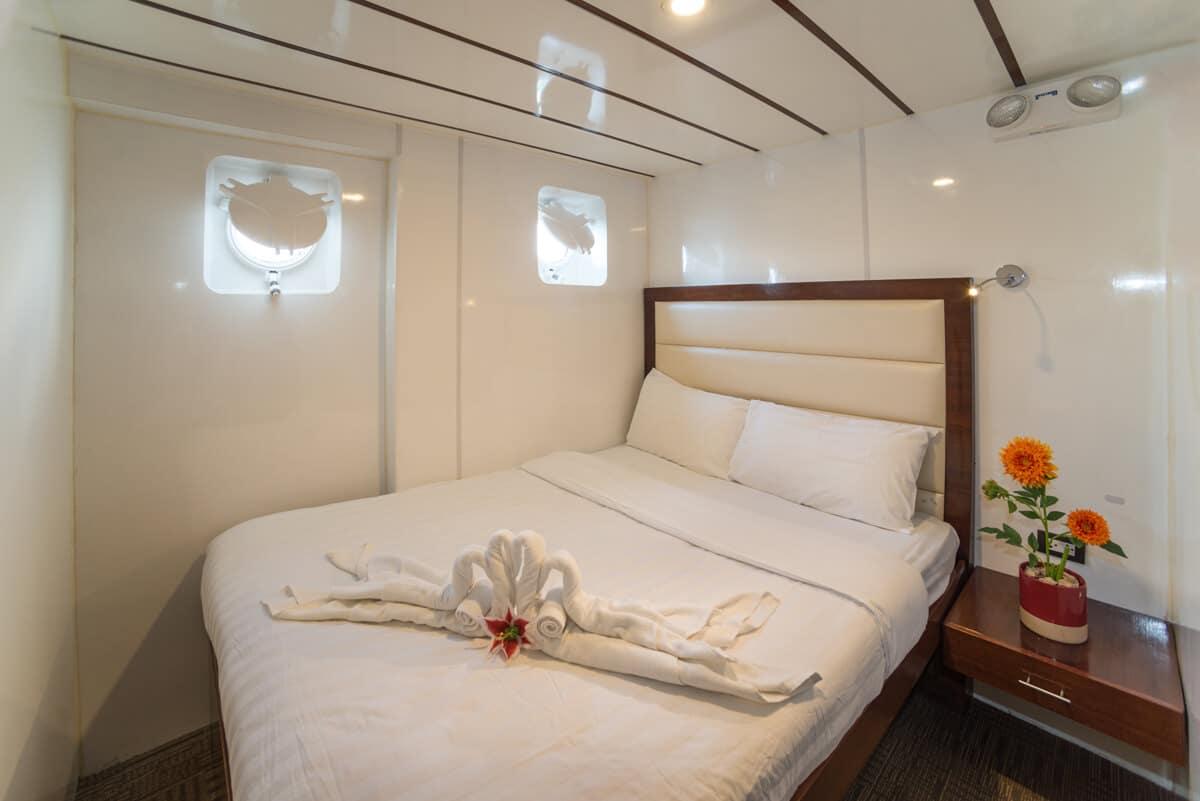 Standard Cabin - Queen Bed (1)